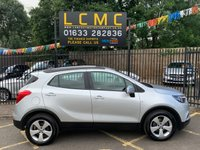 USED 2017 17 VAUXHALL MOKKA X 1.6 ACTIVE CDTI ECOFLEX S/S 5d 134 BHP STUNNING SOVEREIGN SILVER METALLIC WITH DARK GREY CLOTH UPHOLSTERY. TWO OWNERS FROM NEW. TOUCH SCREEN. AIR CONDITIONING. ALLOY WHEELS. REMOTE CENTRAL LOCKING. ELECTRIC WINDOWS. FANTASTIC FINANCE RATES AVAILABLE. PLEASE GOTO www.lowcostmotorcompany.co.uk TO VIEW OVER 120 CARS IN STOCK