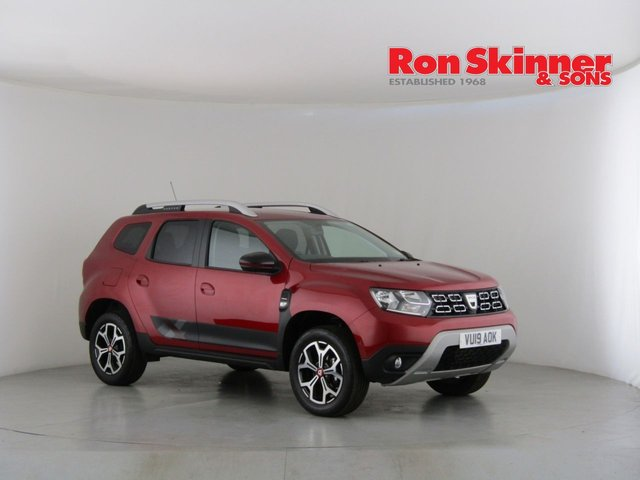 View our 2019 19 DACIA DUSTER 1.3 TECHROAD TCE 5d 130 BHP