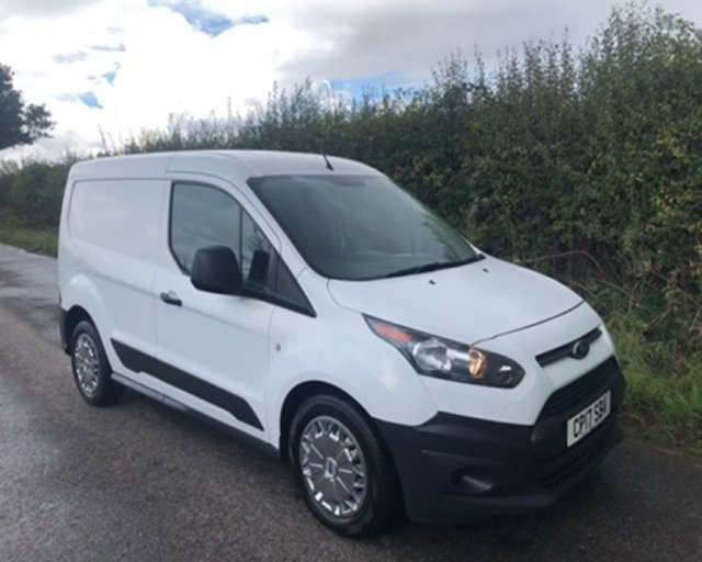 2017 17 FORD TRANSIT CONNECT 220 P/V