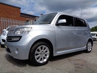 USED 2009 09 DAIHATSU MATERIA 1.5 16V 5d 103 BHP ONE OWNER FROM NEW