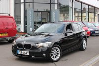 USED 2014 64 BMW 1 SERIES  1.6 116d EfficientDynamics Business Edition Sports Hatch (s/s) 5dr