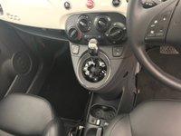 USED 2011 11 FIAT 500 0.9 LOUNGE DUALOGIC 3d AUTO 85 BHP