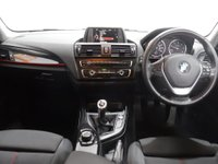 USED 2015 15 BMW 1 SERIES 1.5 116D ED PLUS 5d 114 BHP ONE OWNER BMW SERVICE HISTORY