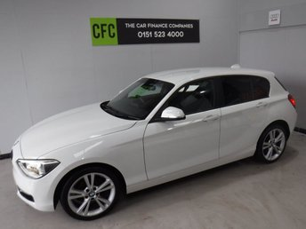 2015 BMW 1 SERIES 1.5 116D ED PLUS 5d 114 BHP £9000.00
