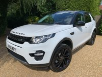 USED 2016 16 LAND ROVER DISCOVERY SPORT 2.0 TD4 SE TECH 5d 180 BHP 7 SEATS