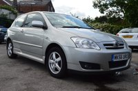 2006 TOYOTA COROLLA 1.4 COLOUR COLLECTION VVT-I 3d 92 BHP £1500.00
