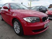 2011 BMW 1 SERIES 2.0 116D ES 3d VERY CLEAN CAR  £2695.00