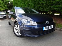 USED 2016 16 VOLKSWAGEN GOLF 1.6 SE TDI BLUEMOTION (ESTATE) 5d 109 BHP