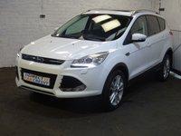 2013 FORD KUGA 2.0 TITANIUM X TDCI 5d AUTO 160 BHP £12590.00
