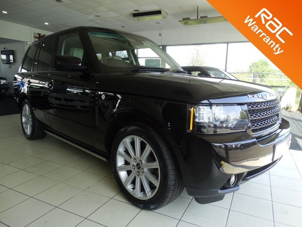 2012 Land Rover Range Rover Tdv8 Vogue £17,995