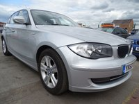 2010 BMW 1 SERIES 2.0 118D SE 5d IMMACULATE CONDITION  £3000.00