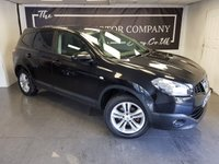 USED 2012 61 NISSAN QASHQAI+2 1.5 ACENTA PLUS 2 DCI 5d + GLASS ROOF + PRIVACY GLASS