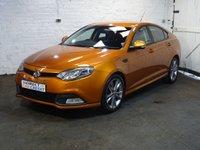 2014 MG 6 1.8 TSE GT DTI 5d 150 BHP £5990.00