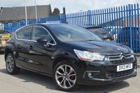 2013 CITROEN DS4 1.6 E-HDI DSTYLE AIRDREAM 5d AUTO 115 BHP £5490.00