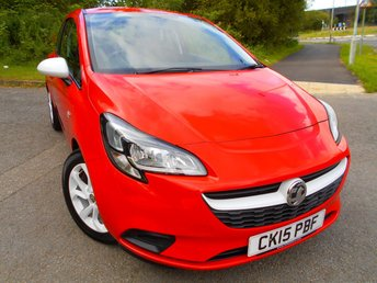"""2015 VAUXHALL CORSA 1.2 STING 3d 69 BHP """" ONE PREVIOUS OWNER, YES ONLY 25K, CRUISE CONTROL , BLUETOOTH, ALLOYS, LOVELY VEHICLE """""""" £5495.00"""