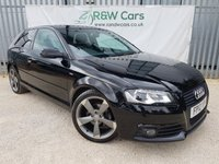 USED 2012 12 AUDI A3 2.0 TDI S LINE SPECIAL EDITION 3d 138 BHP
