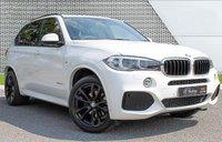 USED 2016 66 BMW X5 3.0 XDRIVE30D M SPORT 5d AUTO 255 BHP *PAN ROOF/BLACK PACK/2017 MODEL**