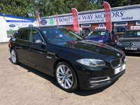USED 2013 63 BMW 5 SERIES 2.0 520D SE TOURING 5d 181 BHP 0%  FINANCE AVAILABLE ON THIS CAR PLEASE CALL 01204 393 181