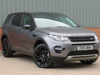 2015 LAND ROVER DISCOVERY SPORT 2.2 SD4 HSE LUXURY 5d AUTO 190 BHP £SOLD