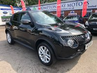 USED 2016 16 NISSAN JUKE 1.2 N-CONNECTA DIG-T 5d 115 BHP 0%  FINANCE AVAILABLE ON THIS CAR PLEASE CALL 01204 393 181