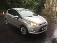 USED 2011 11 FORD FIESTA 1.4 TITANIUM 5d AUTO 96 BHP CALL OUR SUPER FRIENDLY TEAM FOR MORE INFO 02382 025 888