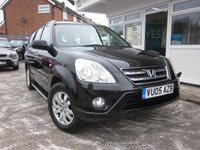 USED 2005 05 HONDA CR-V 2.0 I-VTEC EXECUTIVE 5d 148 BHP