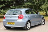 USED 2010 10 BMW 1 SERIES 2.0 118D SE 5d AUTO 141 BHP