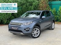 USED 2018 68 LAND ROVER DISCOVERY SPORT 2.0 TD4 HSE 5d AUTO 180 BHP