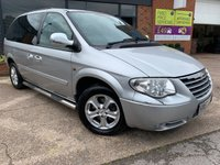 USED 2008 57 CHRYSLER GRAND VOYAGER 2.8 CRD EXECUTIVE 5d AUTO 151 BHP