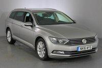 2016 VOLKSWAGEN PASSAT 2.0 SE BUSINESS TDI BLUEMOTION TECH DSG 5d AUTO 148 BHP £SOLD