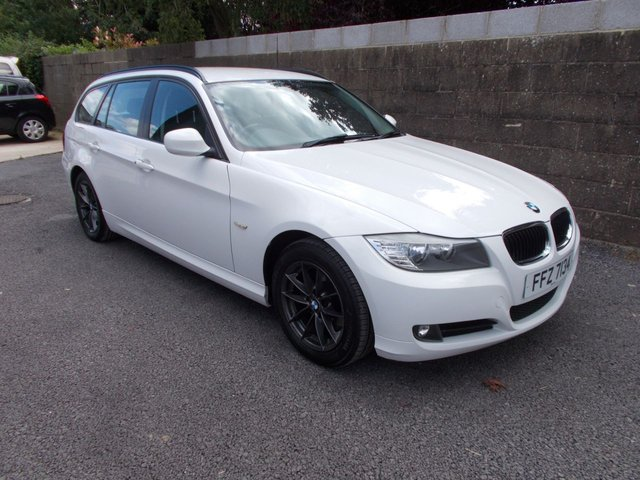 2011 BMW 3 SERIES 2.0 318D ES TOURING 5dr 141 BHP