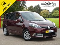 USED 2014 64 RENAULT GRAND SCENIC 1.5 DYNAMIQUE TOMTOM ENERGY DCI S/S 5d 110 BHP FANTASTIC FAMILY 7 SEATER WITH FULL SERVICE HISTORY