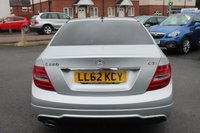 USED 2012 62 MERCEDES-BENZ C CLASS 2.1 C220 CDI BLUEEFFICIENCY AMG SPORT 4d 168 BHP EXCELLENT SPEC - GREAT SERVICE HISTORY - LOW MILES - MUST BE SEEN