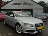 2008 AUDI A4 2.0 TDI SE 4d [140] - NEW SHAPE £4490.00
