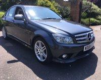 2008 MERCEDES-BENZ C CLASS 3.0 C280 SPORT 4d AUTO 228 BHP £4870.00