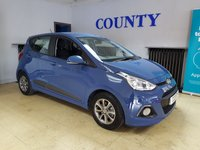 USED 2014 14 HYUNDAI I10 1.0 PREMIUM 5d 65 BHP * TWO OWNERS * SERVICE HISTORY *
