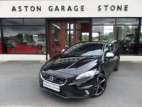 2014 VOLVO V40 1.6 T3 R-DESIGN NAV 5d 148 BHP **LEATHER * PAN ROOF** £9995.00