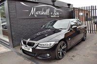 2011 BMW 3 SERIES 2.0 320D M SPORT 2d 181 BHP CONVERTIBLE £9799.00