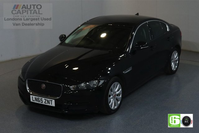 2015 65 JAGUAR XE 2.0 SE D 161 BHP EURO 6 ENGINE  AIR CONDITION, NAVIGATION, ALLOY WHEEL