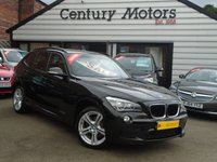 2012 BMW X1 xDrive 20d M Sport 5d [180] - FULL LEATHER 4WD 4x4 4x4 4WD £9490.00