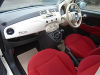USED 2010 10 FIAT 500 1.2 POP 3d 69 BHP GUARANTEED TO BEAT ANY 'WE BUY ANY CAR' VALUATION ON YOUR PART EXCHANGE