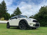 2011 MINI HATCH COOPER 2.0 COOPER SD 3d 141 BHP £6995.00