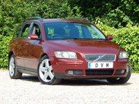 2004 VOLVO V50 2.4 SE 5d AUTO 170 BHP £2270.00