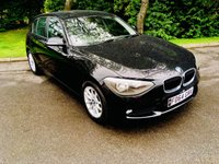 2014 BMW 1 SERIES 1.6 116D EFFICIENTDYNAMICS BUSINESS 5d 114 BHP £9495.00