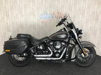 2017 HARLEY-DAVIDSON SOFTAIL FLHC HERITAGE SOFTAIL STC ABS LOW MILES ONLY 929 2017 67  £14990.00