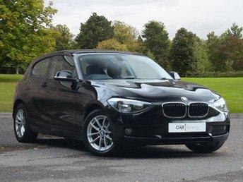 2013 BMW 1 SERIES 1.6 114I SE 3d 101 BHP £6494.00