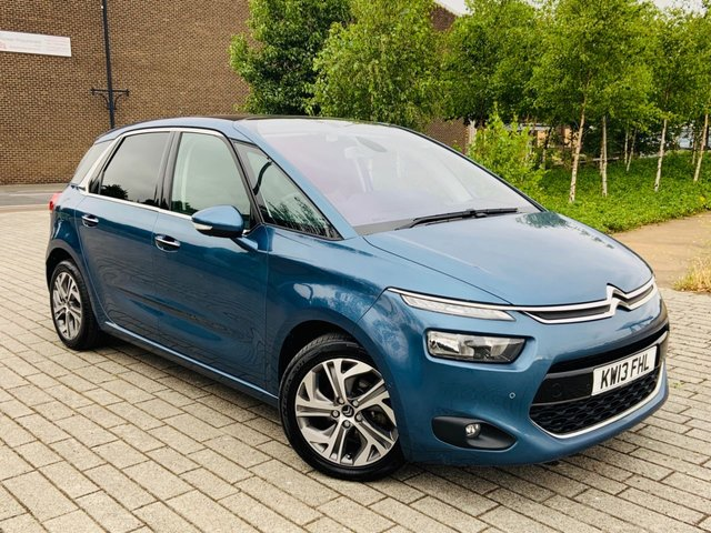 2013 Citroen C4 Picasso E-HDI Airdream Exclusive Etg6