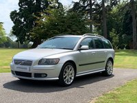 USED 2006 06 VOLVO V50 1.8 SPORT 5d 125 BHP Volvo V50 sport in great condition great Svc history winter pack alloys metallic silver 12 months mot 3 months warranty