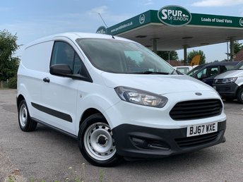 2017 FORD COURIER VAN