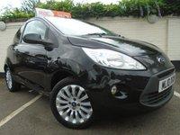 2010 FORD KA 1.2 ZETEC 3d 69 BHP £3699.00